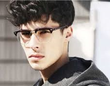 عینک طبی پسرانه