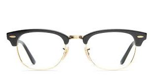 عینک طبی نیم فریم